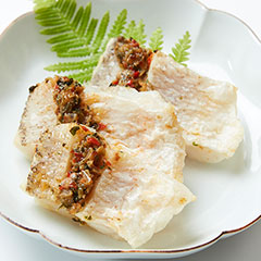 甘鯛のグリーンソース焼のイメージ