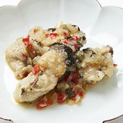 牡蠣の地中海風南蛮漬のイメージ