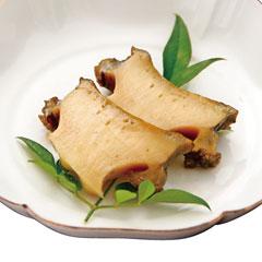鮑生姜煮のイメージ