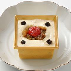 いちじく入りクリームチーズのイメージ